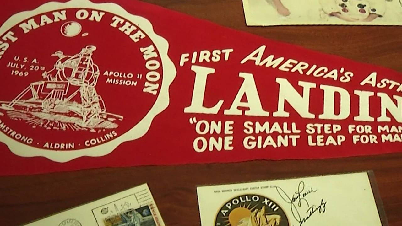 Apollo 11 pennant