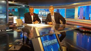 Houston Newsmakers: US Rep. Beto O'Rourke challenges Sen. Ted Cruz