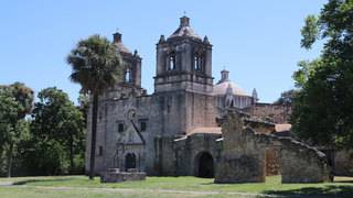 Government shutdown affects San Antonio Missions National Historic Park