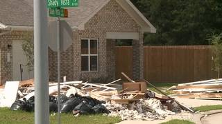 Road to recovery: Habitat for Humanity homes destroyed by Hurricane Harvey