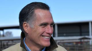 Romney open to new gun measures