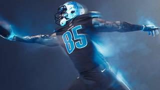 best sneakers 1a110 e2586 Detroit Lions unveil new 'Color Rush' jersey