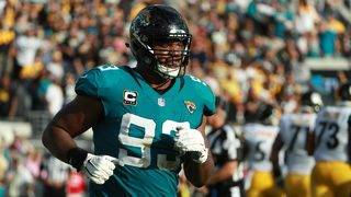 Jaguars' Calais Campbell named to second consecutive Pro Bowl roster