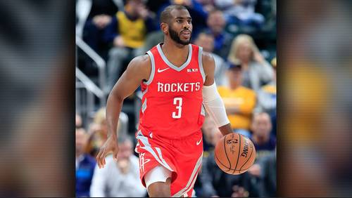 Chris Paul expected to miss 3-4 weeks with hamstring injury