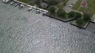 U.S. Coast Guard rescues Grosse Ile High School students from the Detroit River
