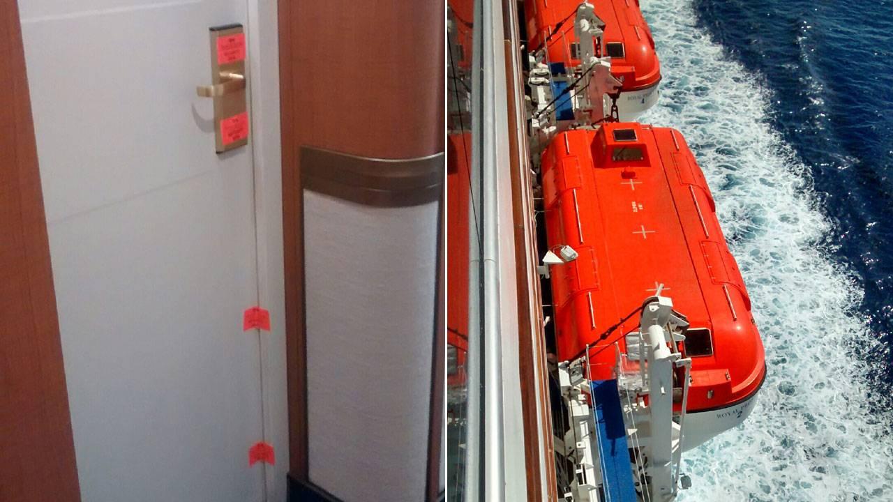 Death aboard Princess Cruise