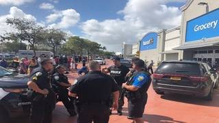 Gun scare shuts down Walmart in North Miami Beach