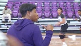 Edward Waters women's Basketball