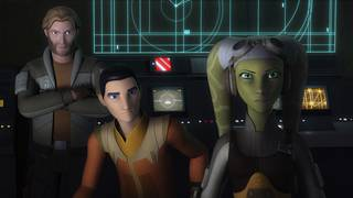 'Star Wars Rebels' sets 90-minute series finale