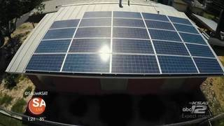 Eliminate 75-100% of your electric bill with solar!
