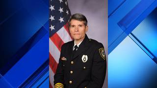 Lynchburg police chief announces retirement from LPD to return to active duty
