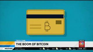 The boom of bitcoin