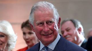 Britain's Prince Charles promises not to meddle when he's king