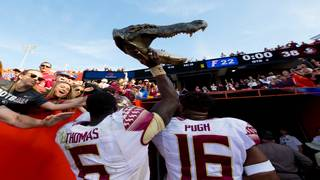 Florida State uses 2 defensive TDs to beat Florida 38-22