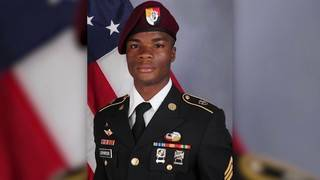 Cause of Sgt. LaDavid Johnson's death could be cover up, Wilson says