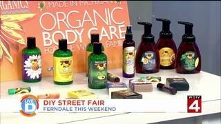 DIY Street Fair this weekend