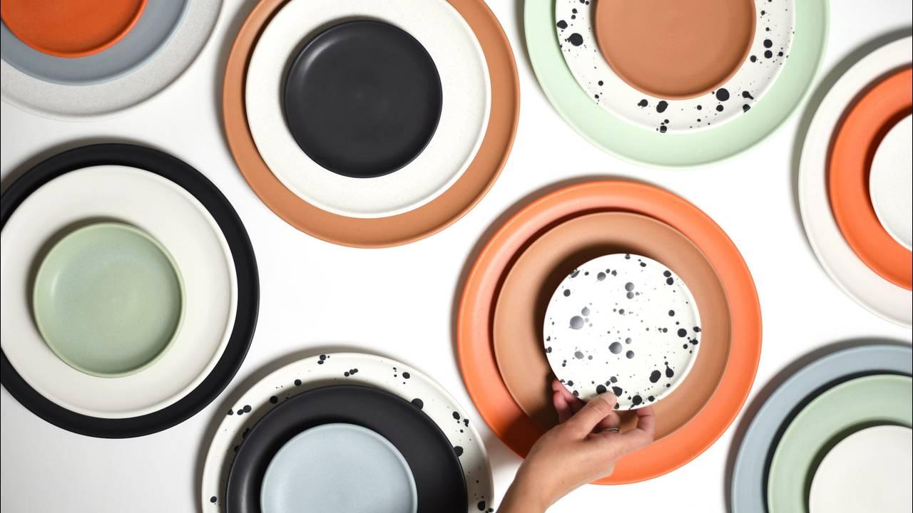 Corbe Company dinnerware