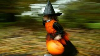 Trick-or-treating events in Central Florida