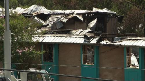 San Marcos fire that killed 5 was intentionally set, investigators say