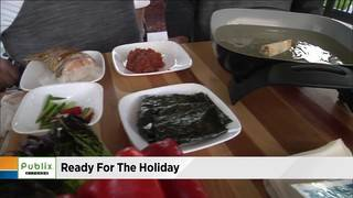 Chef Tony in The Publix Kitchen: 4th of July good eats