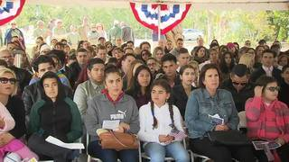 Children from 17 countries become US citizens during South Florida ceremony