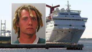 Jacksonville man convicted of sexual abuse on cruise ship