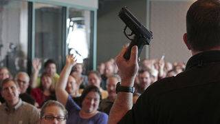 Will teachers in your child's schools carry guns?