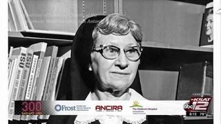 SA300: 300 San Antonians: Sister Charles Marie Frank