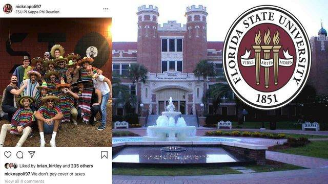 former members of disbanded fsu frat post controversial