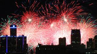 Detroit Fireworks 2018: Everything you need to know