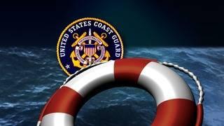 Coast Guard, good Samaritans rescue 3 men from overturned boat