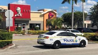 Gunman kills self after fatally shooting wife inside fast food restaurant