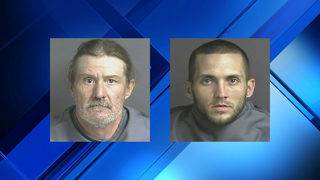 2 arrested, 37 items recovered from Franklin County break-ins