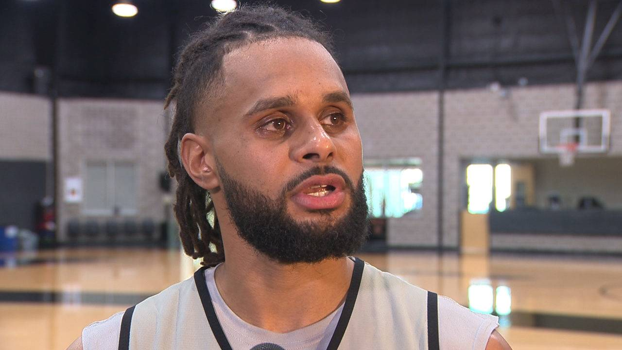 Spurs Patty Mills Finds Special Significance In Martin Luther