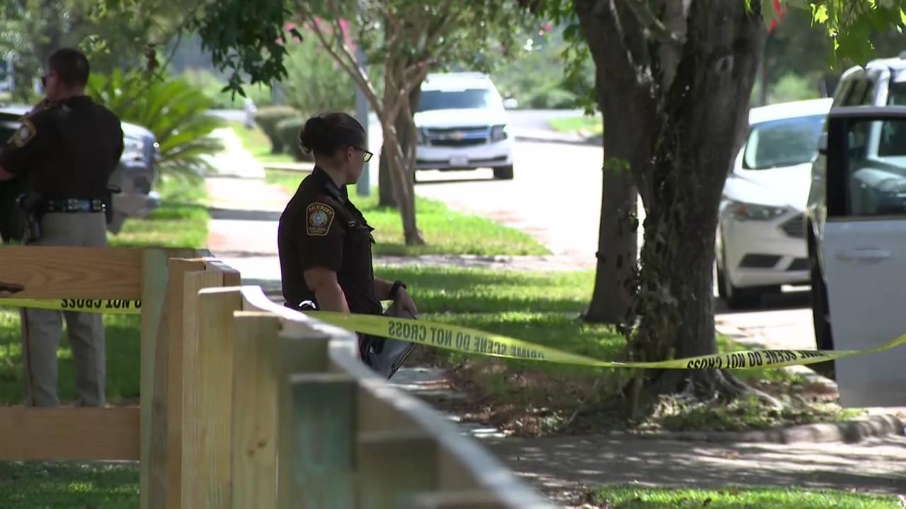 Officers investigating Macek Rd shooting