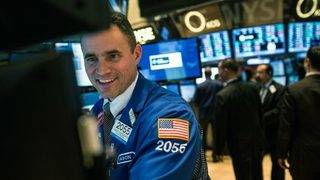 Dow climbs higher as hopes grow for bigger rate cut