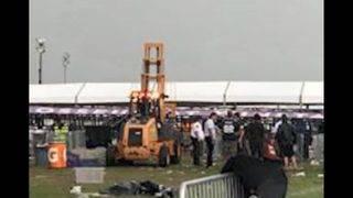 At least 14 fans at Backstreet Boys concert hurt as storm rolls through