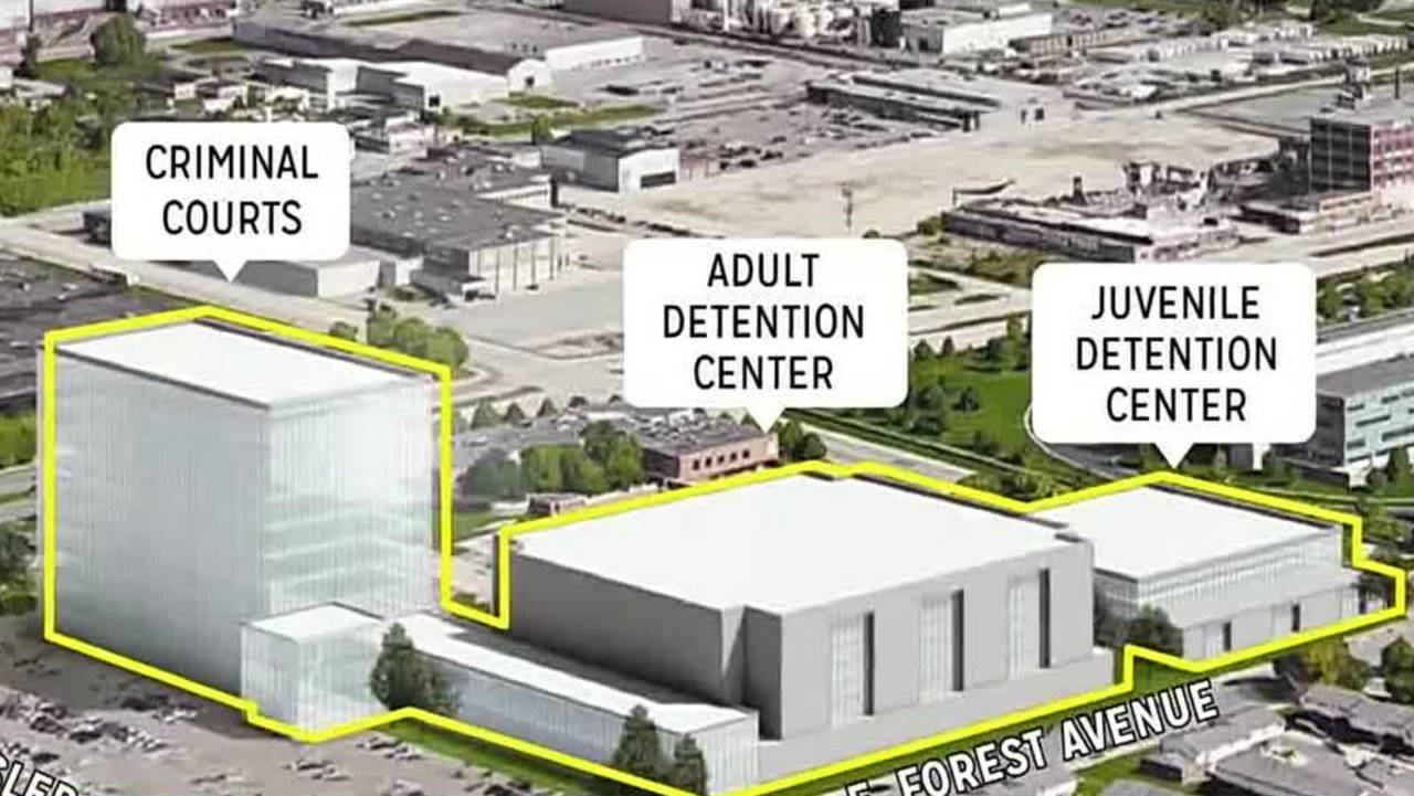 Gilbert offers to build criminal justice center in exchange for Wayne County Jail
