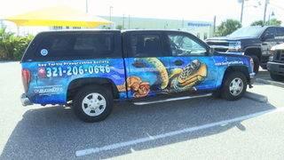 Rescue van lowers emergency response time for sick, injured sea turtles&hellip&#x3b;