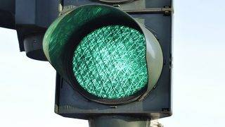 Here's what to know about making a U-turn on a green light