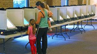 Georgia tests new voting system before ambitious 2020 switch