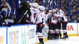 Washington, Vegas to face off in Stanley Cup Final