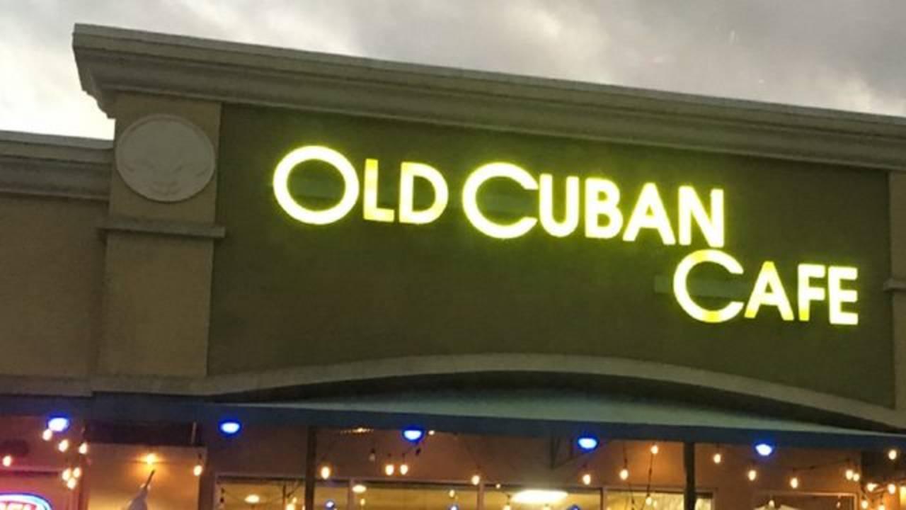 Old Cuban Cafe