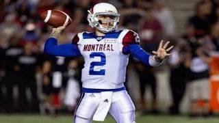 QB Johnny Manziel set to start for Montreal at Winnipeg