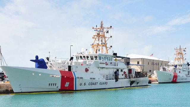 u s coast guard intercepts boat with 21 cubans