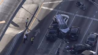 Driver believed to have suffered medical episode before 2 Hialeah crashes
