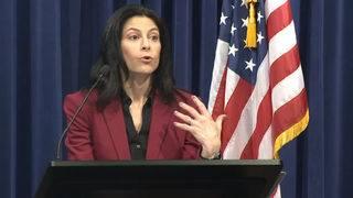 Michigan AG offers updates on MSU, Catholic Church, Flint investigations