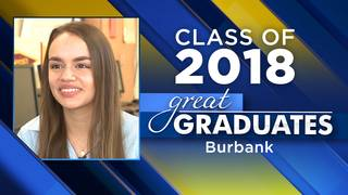 Great Graduates: Yliana Beck, Burbank High School