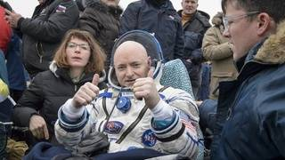 Astronaut's gene expression no longer same as his identical twin, NASA finds