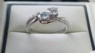Engagement ring stolen in Lake County before man can pop big question